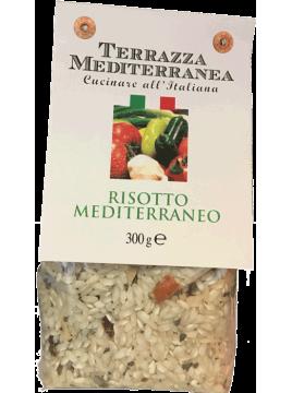 Risotto Mediterraneo - aux légumes