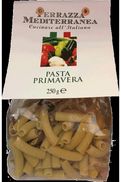 Pasta Primavera - pâtes aux légumes 250g