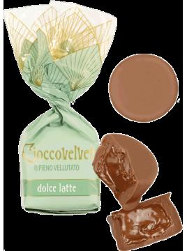 Ciocco velvet chocolat au lait (de 100g à 1kg)