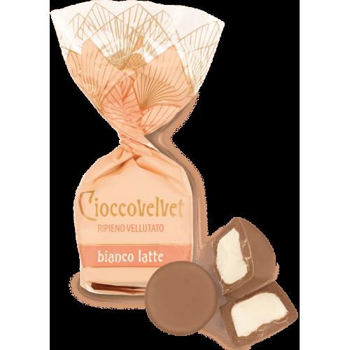 """Ciocco velvet """"bianco latte"""" (de 100g à 1kg)"""