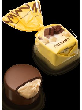 Chocolat fourré au cremino (de 100g à 1kg)