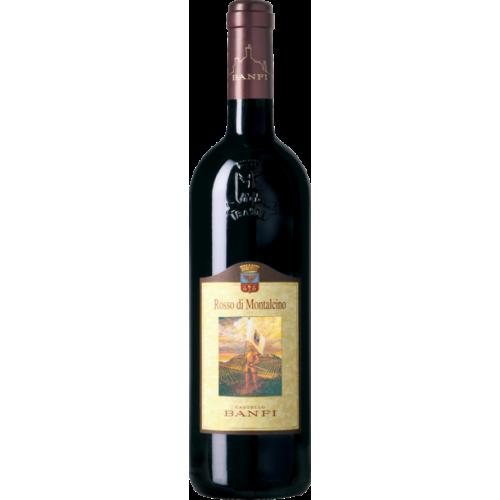Rosso di Montalcino DOC Banfi 2018