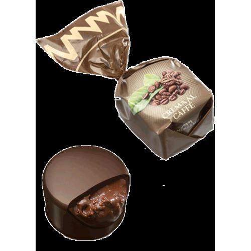 Chocolat fourré à la crème de café (de 100g à 1kg)