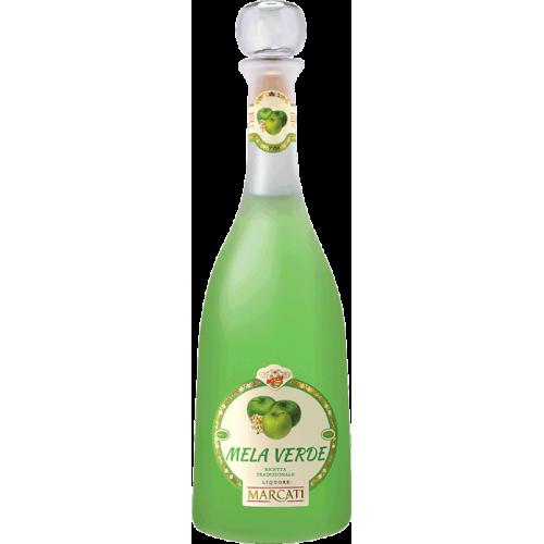 Mela Verde (pomme verte) con grappa 70 CL