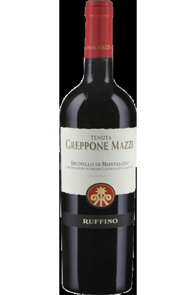 """""""GREPPONE MAZZI"""" Brunello di Montalcino DOCG 2015"""