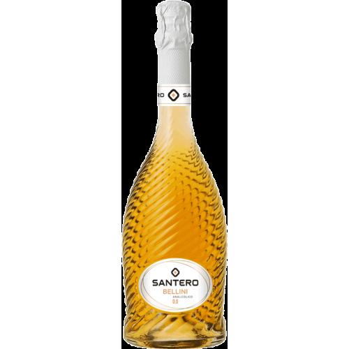 Cocktail Bellini Sans Alcool