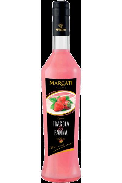 """Crème de Fraise 50cl 17° """"Fragola & Panna"""""""