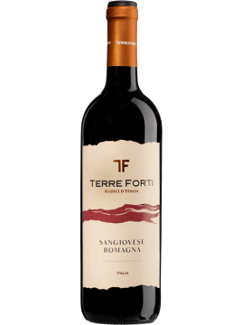 Sangiovese Rosso Rubicone Terre Forti IGT