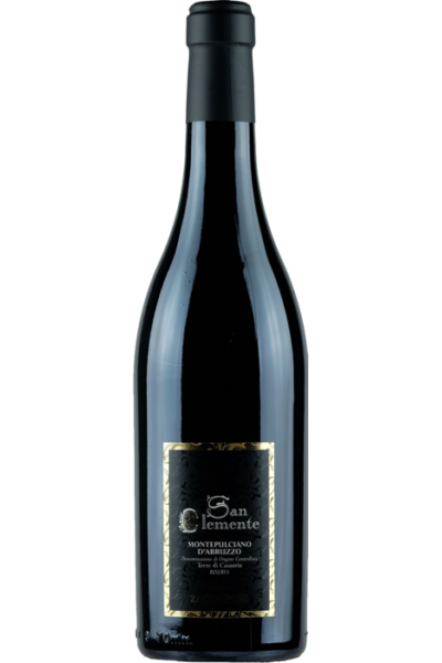 Montepulciano d'Abruzzo IGT San Clemente 2015