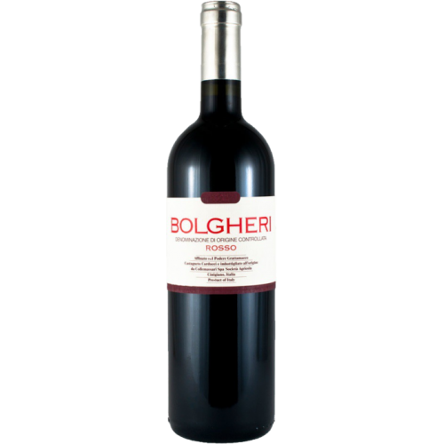 Bolgheri DOC 2019