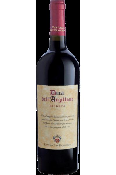 """""""Duca dell' Argillone"""" Riserva DOC 2010"""