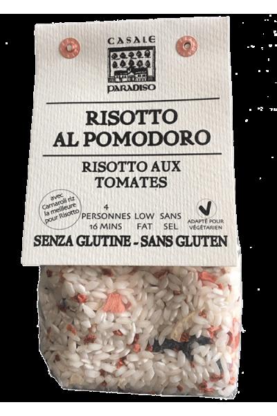 Risotto al Pomodoro (aux tomates)