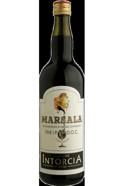 Marsala Fine I.P DOC ambra dolce
