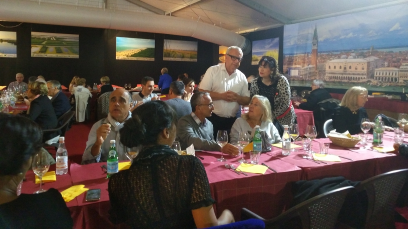 3-4/10/2018 : Repas œnologique à la Foire Internationale de Metz