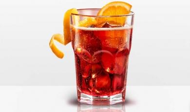 Cocktail Americano - Rosso Antico