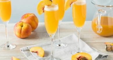 Cocktail Prosecco - Bellini