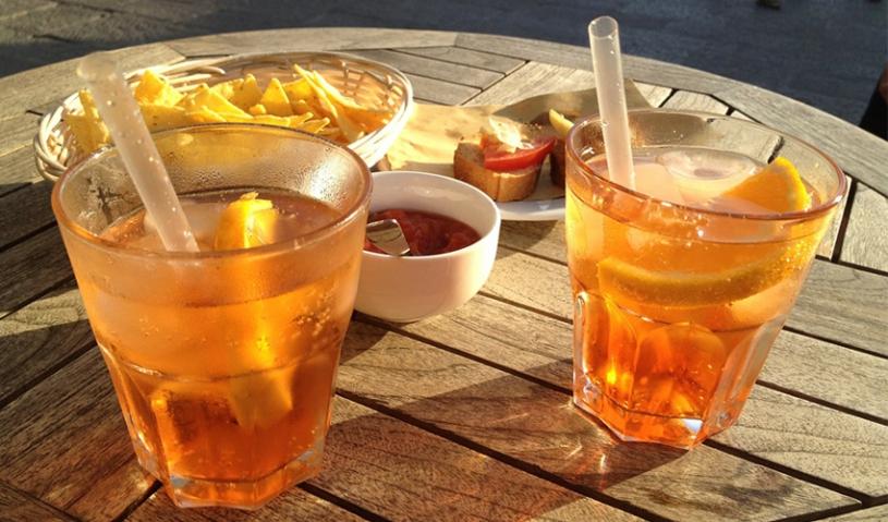 Cocktail Prosecco - Spritz