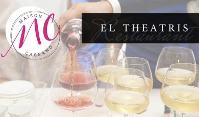 01/02/2018 : Conférence-diner dédié aux vins italiens au restaurant « El theatris », Metz (57000)