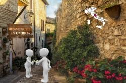 L'Ombrie : la région, son climat, ses vins