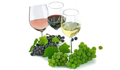 Pourquoi le vin est-il rouge ? blanc ? rosé ?