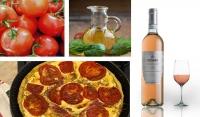 Que servir avec une tarte à la tomate ? vin et recette