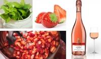 Quel vin servir avec une salade de fraises ?